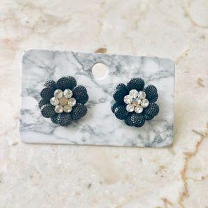 ALDO flower stud earrings